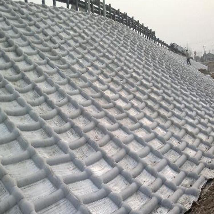 厂家直销混凝土机织模袋布 模袋混凝土 软体排