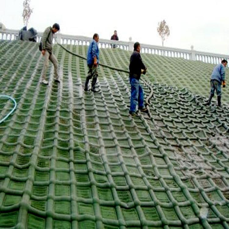 模袋混凝土 护坡混凝土模袋 水库土工模袋,正源布业直销