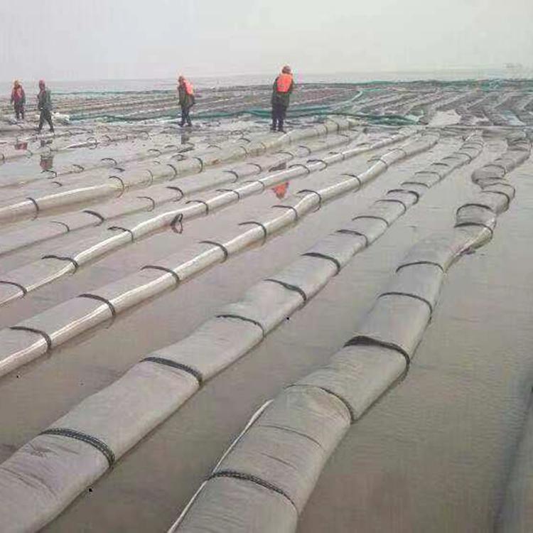 厂家直销混凝土机织模袋布,模袋混凝土,优选专业制造单位