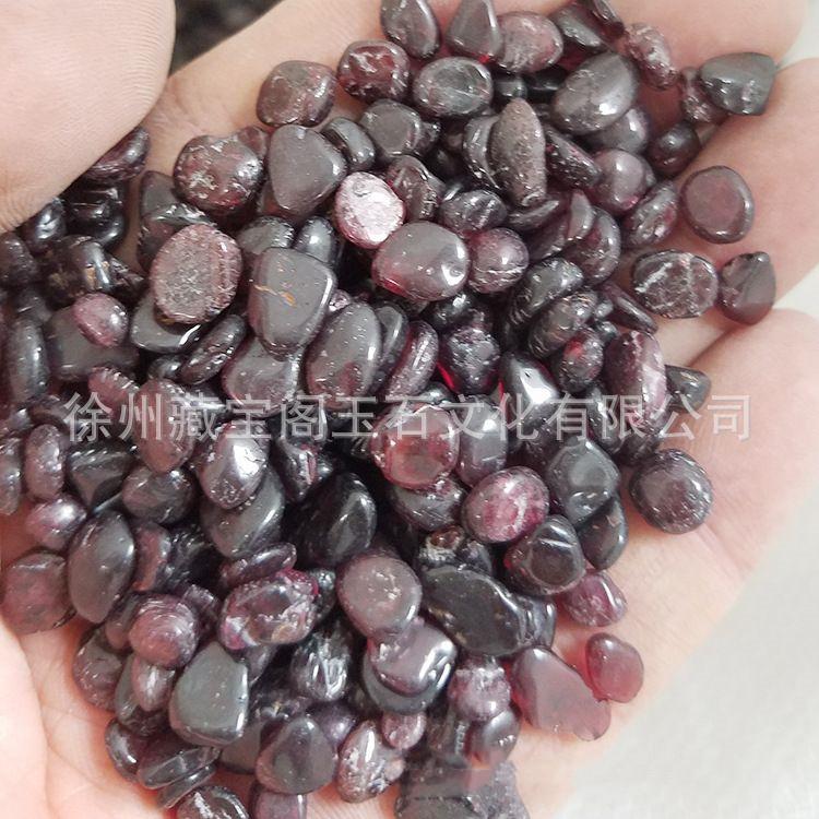 水磨石厂家预制各种型号石榴石水磨石_水磨石热销产品