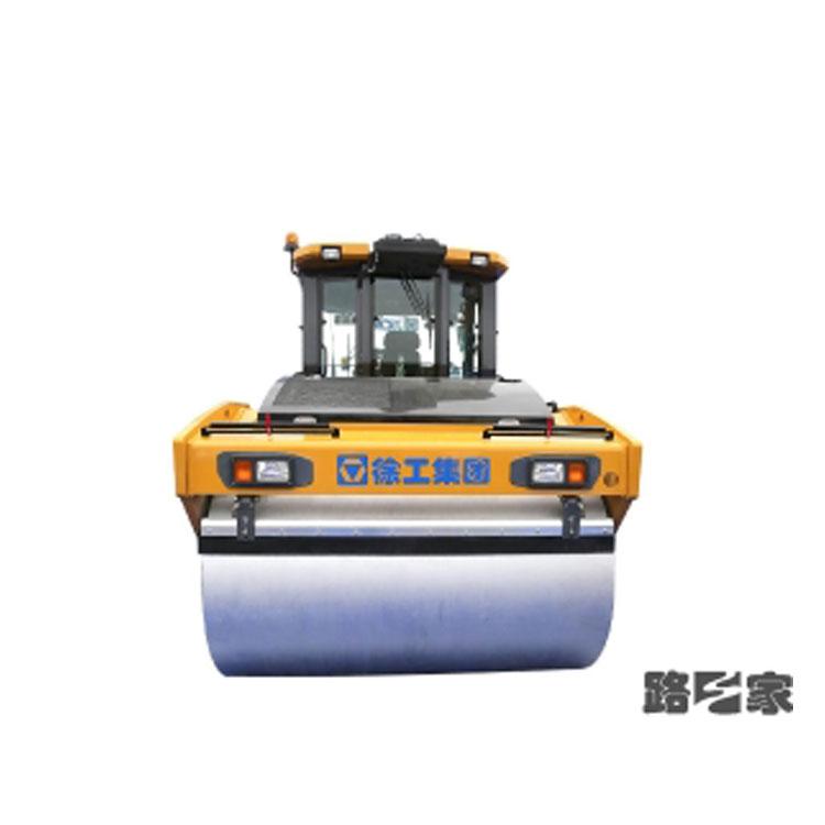 压路机厂家直销全液压压路机 双钢轮振动压路机-徐工压路机