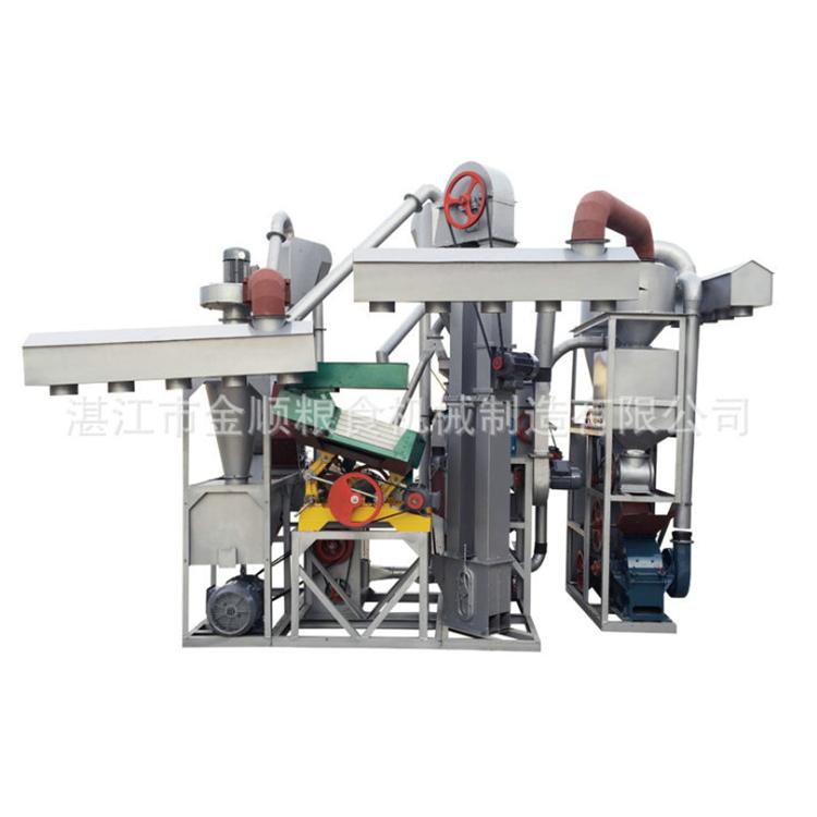 在线询价-碾米机,饲料磨粉机,大型粮食粉碎机,高品质家用粉碎机,请找湛江金顺粮食机械制造公司