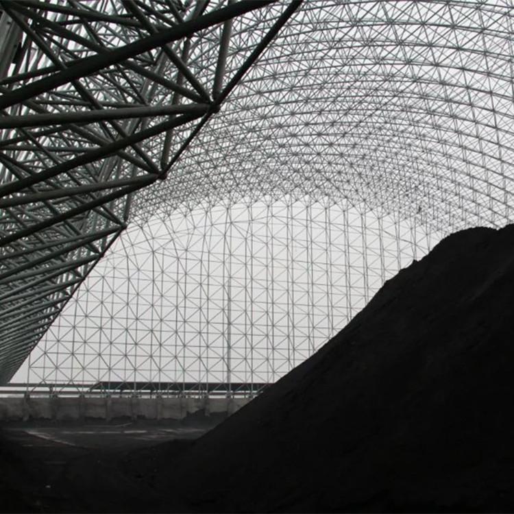 干煤棚网架,封闭煤场网架,专业网架工程团队制作,品质保障,干煤棚网架价格