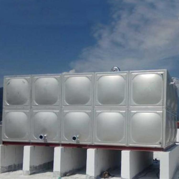 厂家供应:高位消防水箱,小区楼顶水箱,消防水箱,价格低,大厂家品质保障