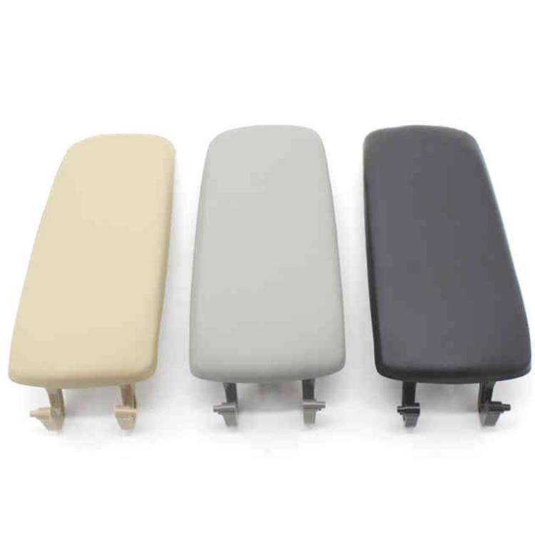 奥迪A6C5扶手盖,颜色有黑色,灰色,米色,皮革材质,价格便宜,质量好