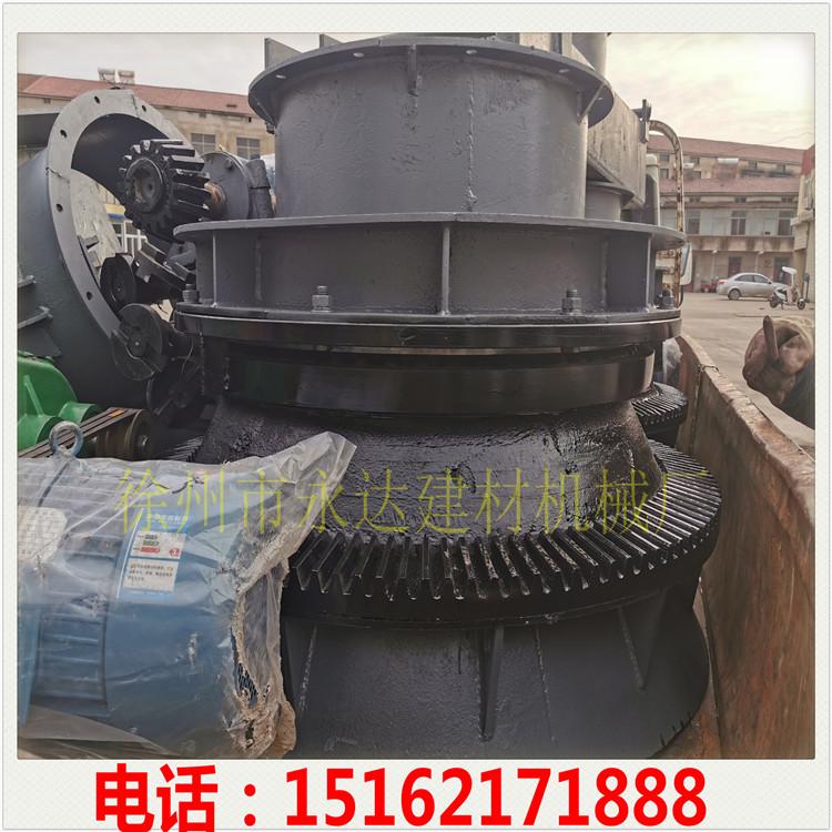 石灰窑布料器,徐州永达定制