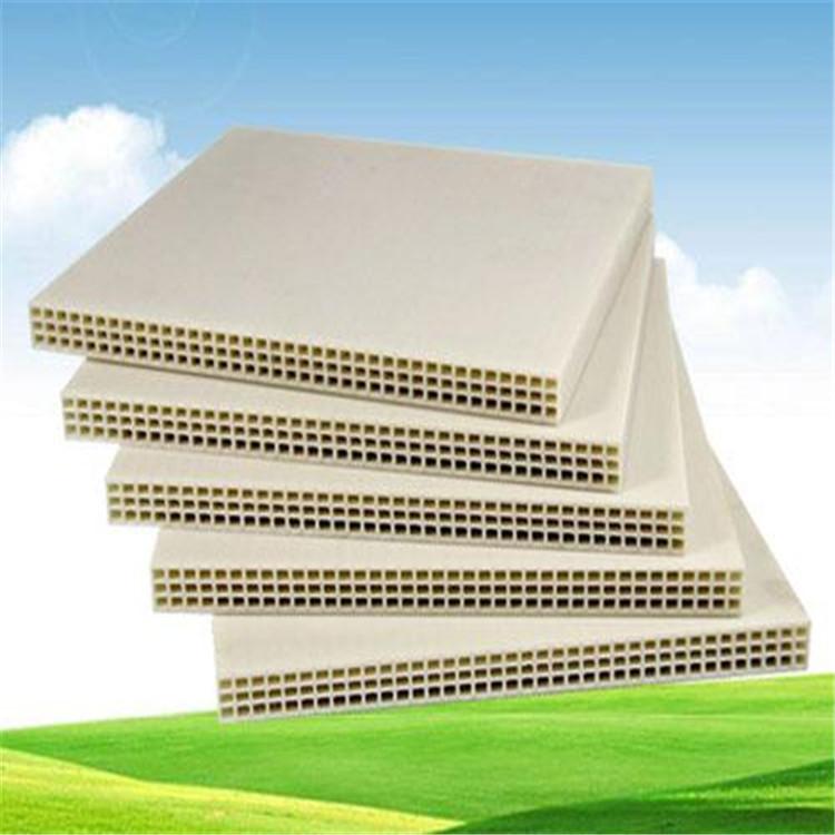 塑料模板 比木模板还便宜,都在选择的新型塑料模板