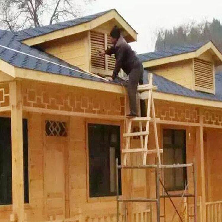 专业防腐木工程 专业承接厂家