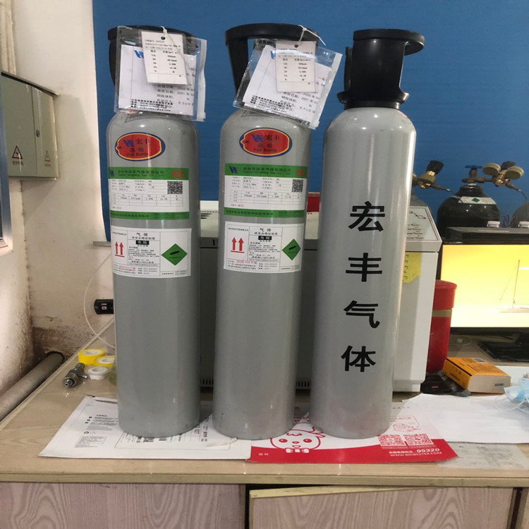 现货供应 采购高纯氦气 选择宏丰气体