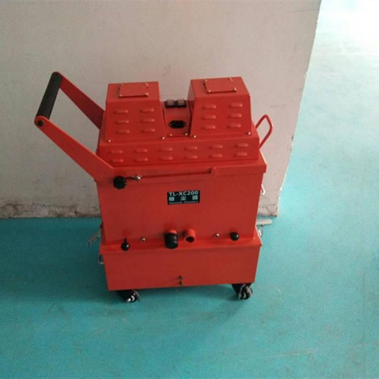 小型工业吸尘器 双马达小吸尘器 地坪地面打磨吸尘器
