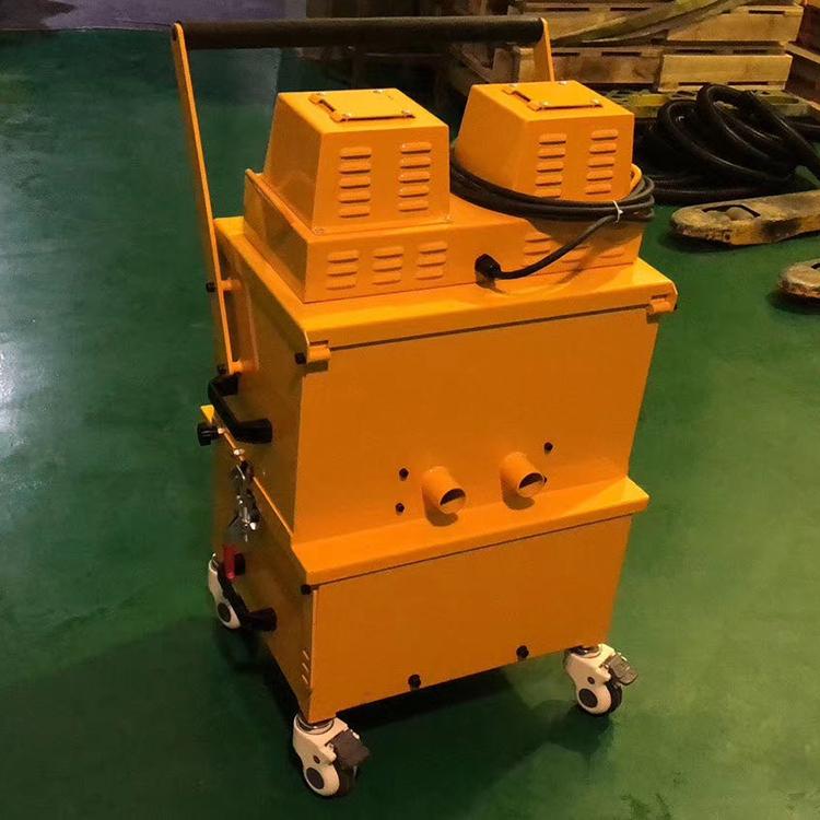 XCQ200地坪研磨机用干式吸尘器 双头干式吸尘器 双头吸尘器