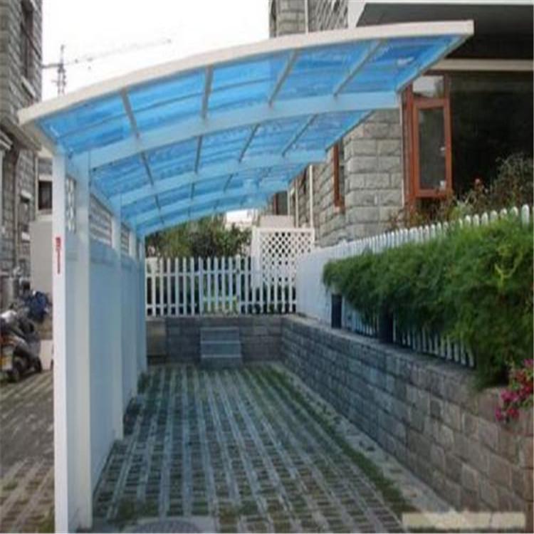 雨棚阳光板 PC阳光板厂家 质优价廉