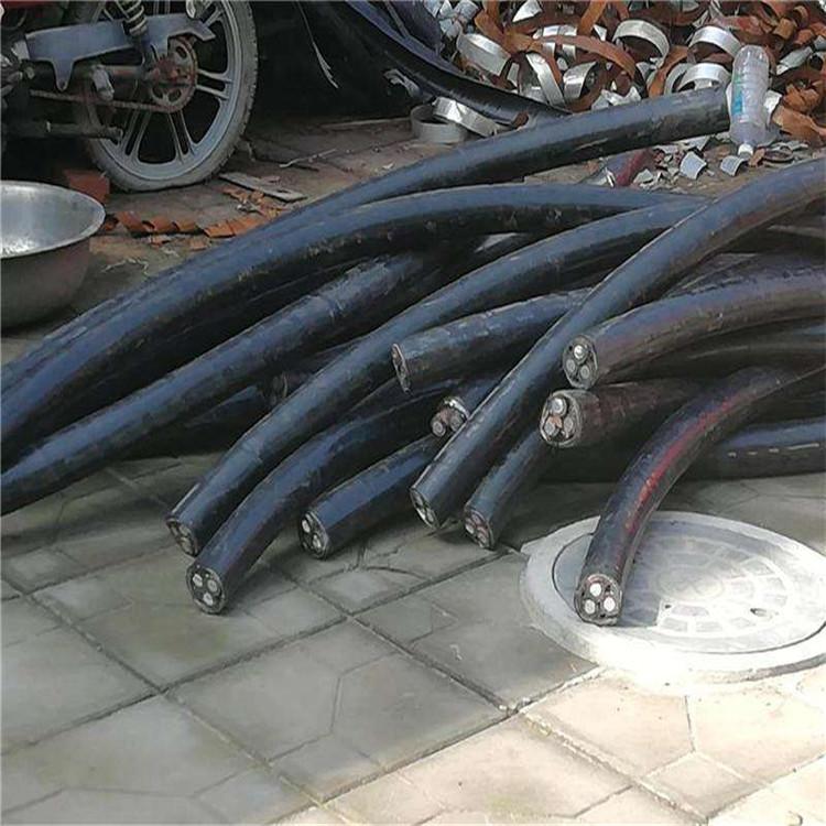 回收电缆线 废旧电缆线回收 报废电缆线回收-达兴回收厂