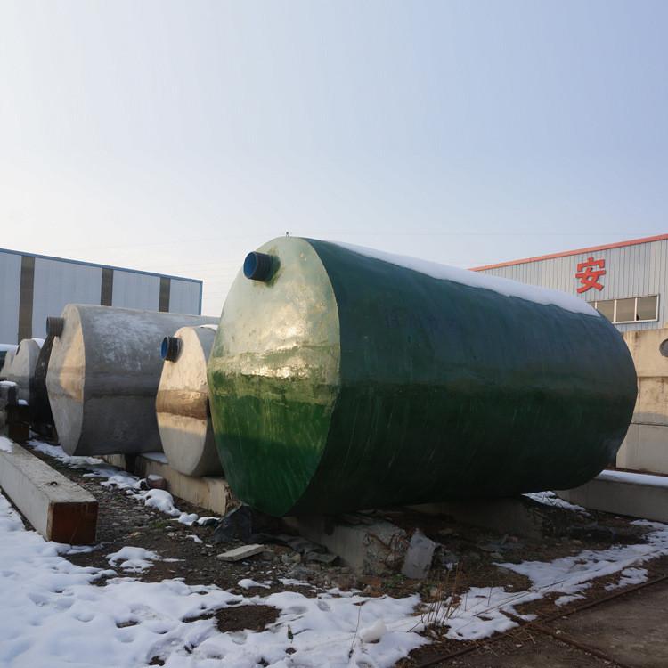 厂家直销化粪池 加工定制水泥化粪池 价格优惠