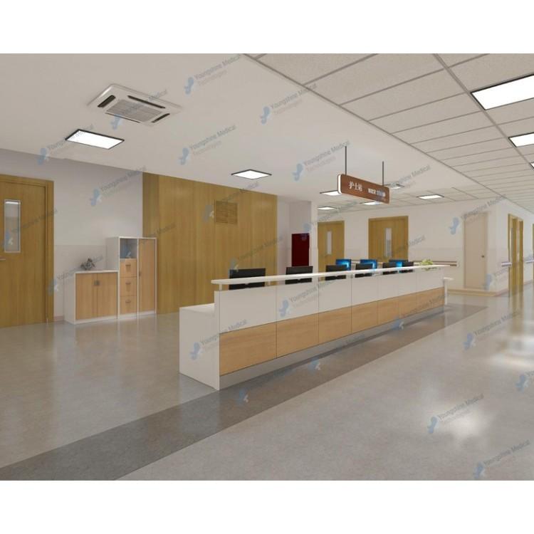 永顺医疗家具,护士站等钢制办公家具厂家直销,质量好、价格低