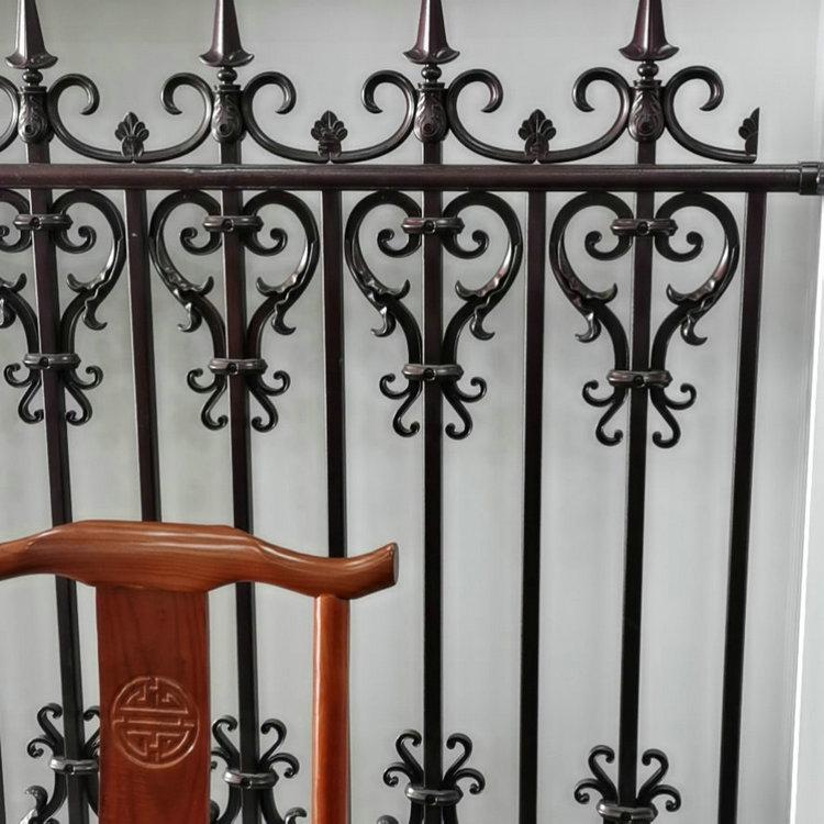 专业定制直销铁艺围栏,质优价廉,定制可来电详谈