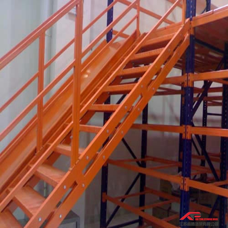 阁楼式货架,选择专业生产厂家,睿腾货架,支持定制,欢迎咨询