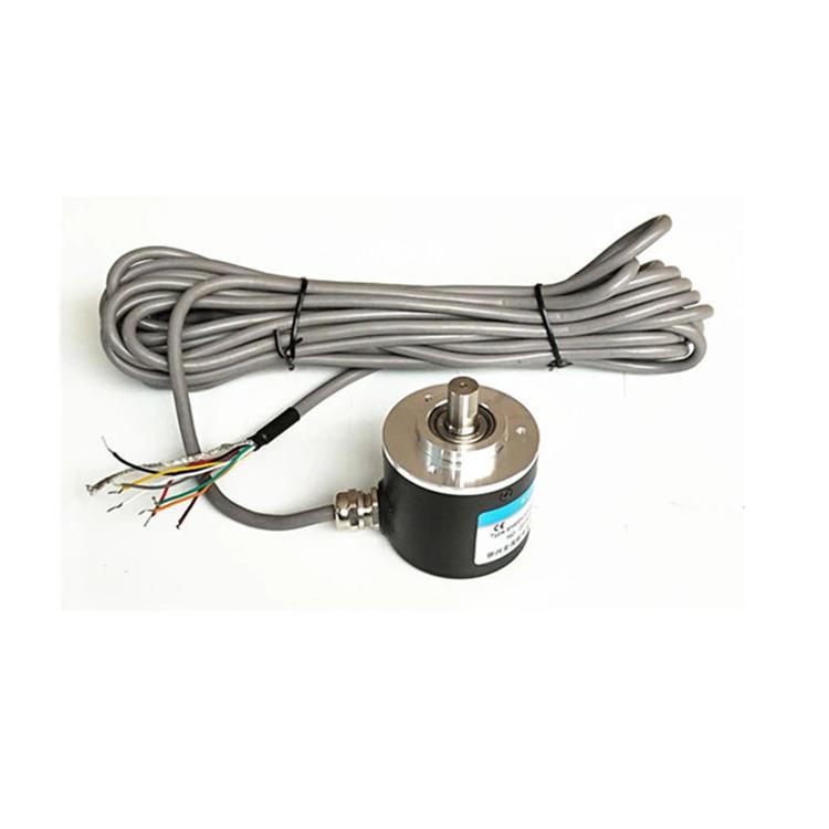 供应欧姆龙编码器 E6B2测速编码器 HW 华为测控旋转式速度传感器