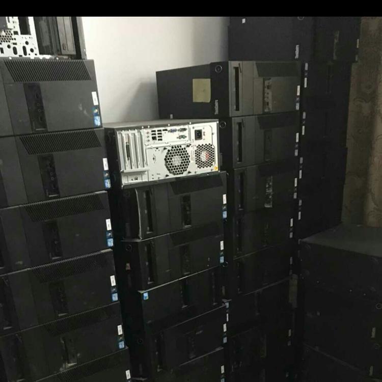 电脑主机回收,专业回收单位,全国高价回收大品牌电子产品