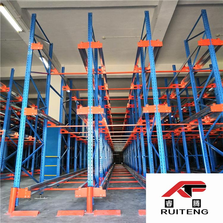 加工定制穿梭式重仓货架 仓库储物重型货架 优质生产厂家
