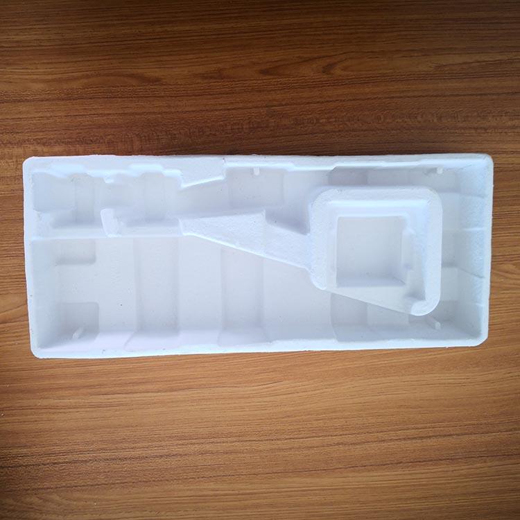 白色纸托专业生产制作单位,拥有良好的防震,防冲击的效果