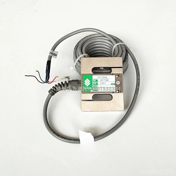 STC称重传感器 HW/华为测控拉式称重传感器 波纹管称重传感器 测力传感器