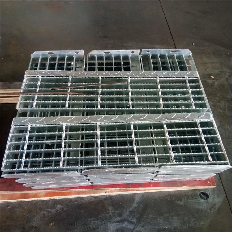T4踏步板螺栓连接型打包 质量可靠的钢格板厂家