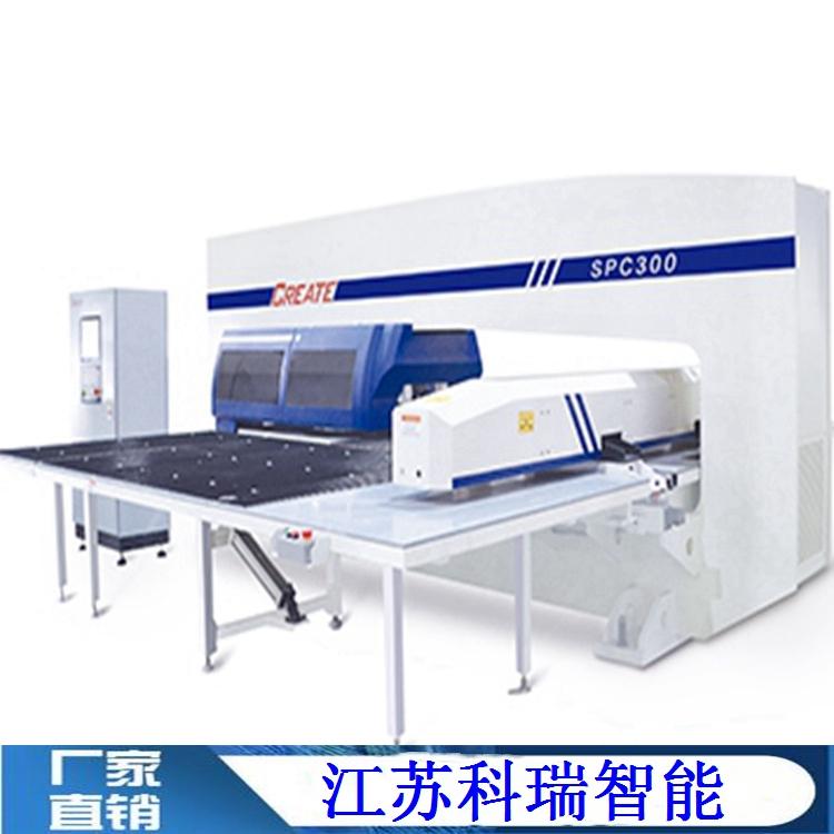 专业生产转塔冲床SPC300系列,数控转塔冲床厂家,资质齐全,服务完善