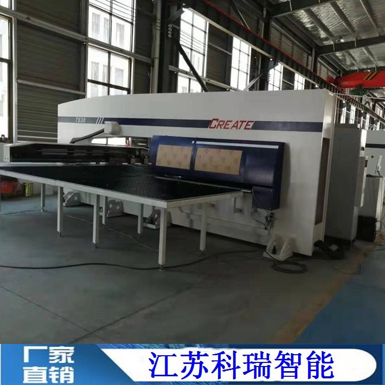 自动冲床厂家 SPD系列转塔数控冲床  技术好  质量保障