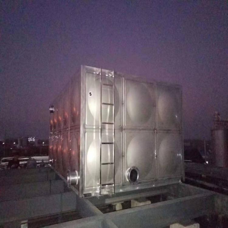 厂家直销保温水箱,定制工业用不锈钢保温水箱,价格优惠,电话咨询优惠