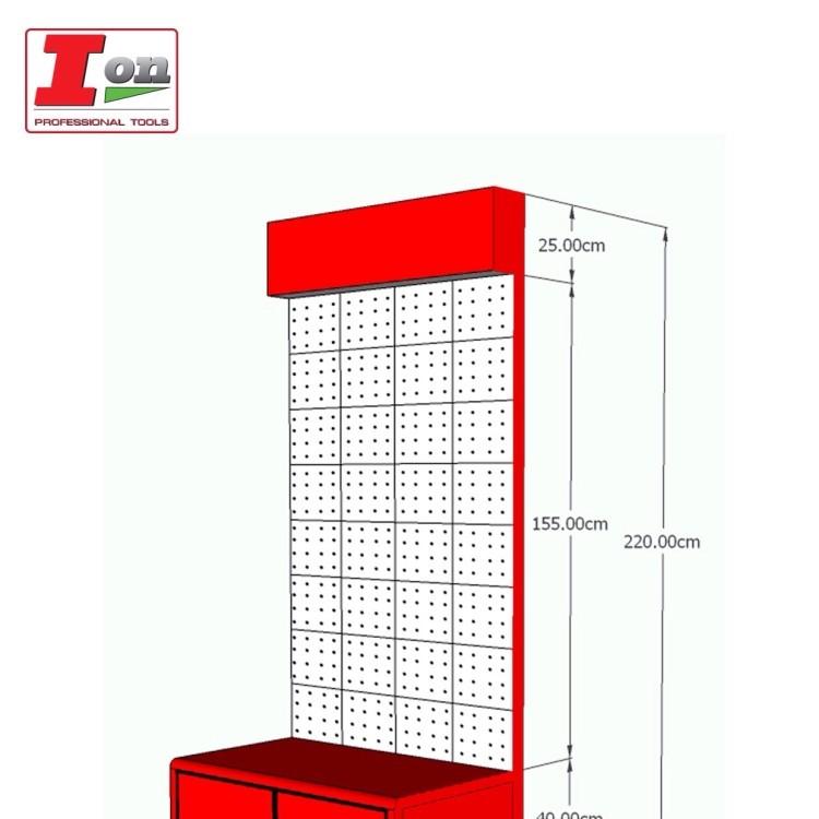 电动工具展示架 仓储货架多功能置物架展示架储物架铁架