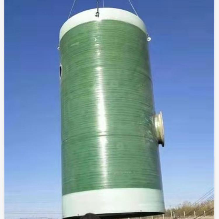 一体化玻璃钢泵站,厂家直销一体化玻璃钢泵站,制造精良,售后完善