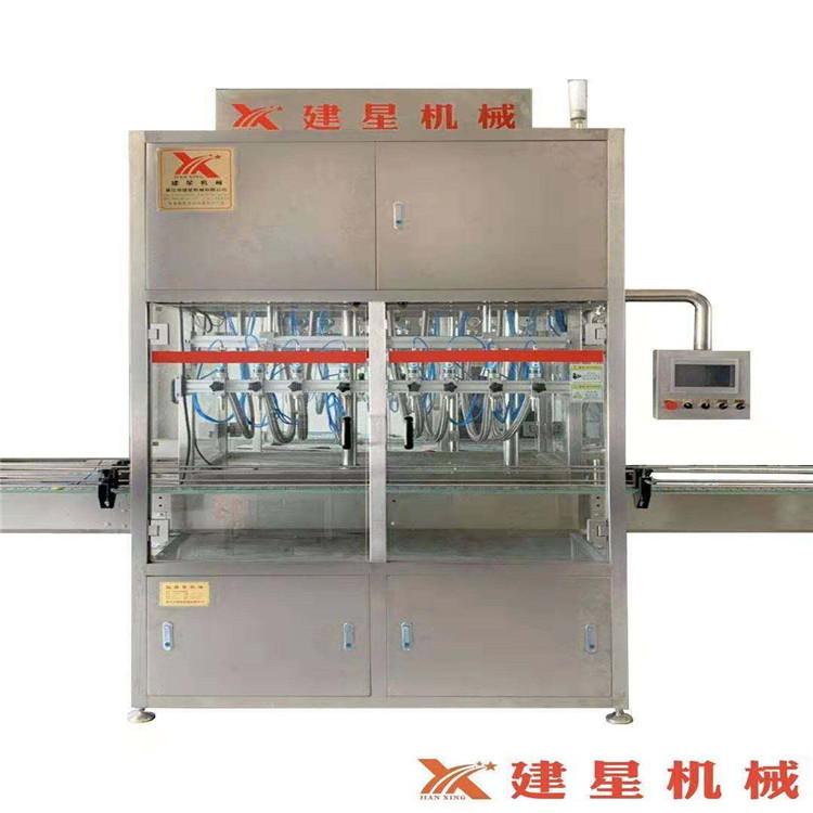专业出售直线灌装机 厂家直销 专业研制全自动液体灌装机