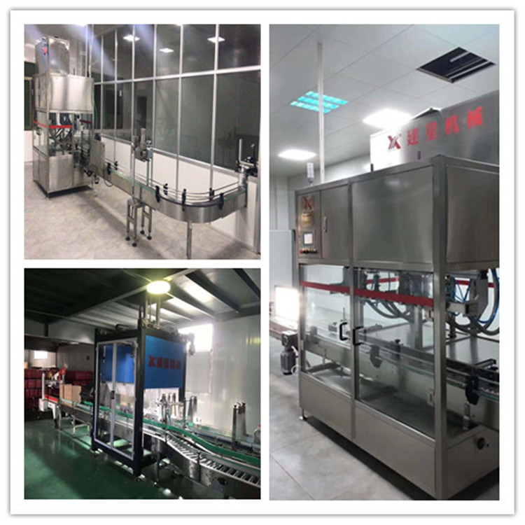 专业出售直线食用灌装机,厂家严格监控产品生产全过程及产品质量,生产以合格材料