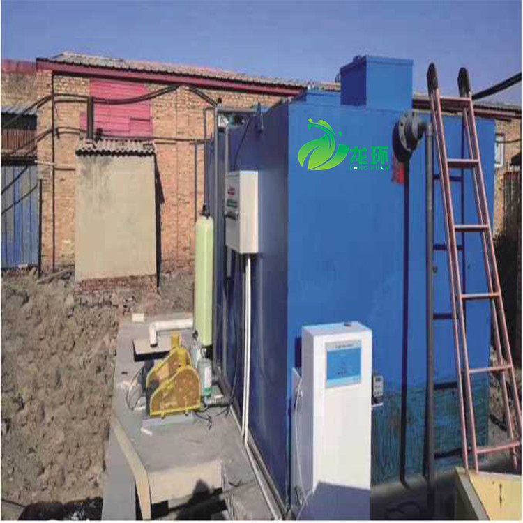 污水处理设备厂家 专业定制碳钢一体化污水处理设备 价格优惠