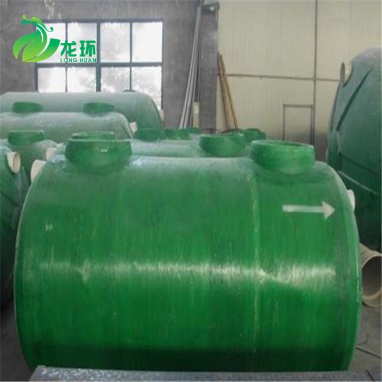 现货出售玻璃钢隔油池 安全高效 无气味泄漏