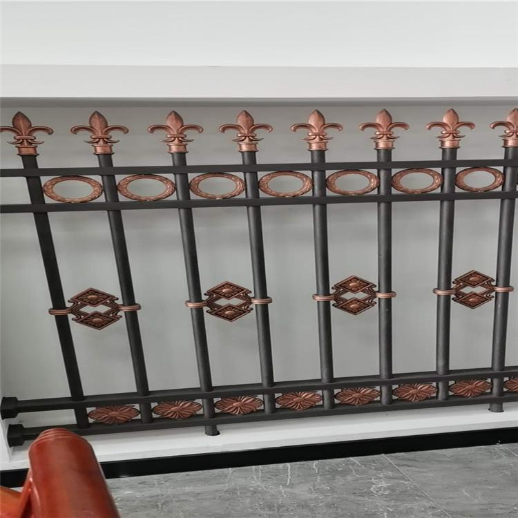 专业施工定制 小区围墙 质优价廉 欢迎咨询