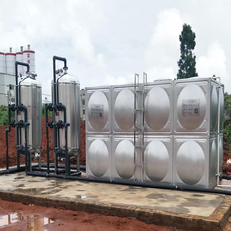 一体化净水及变频供水设备普通型 BFP系列 运行成本费用低