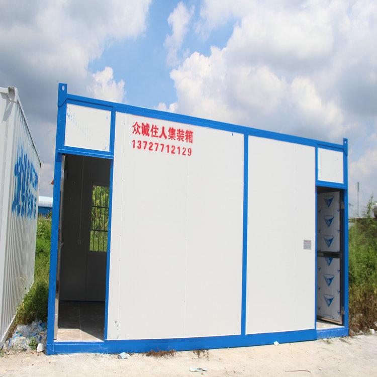 泡沫平板标箱 专业出售集装箱 坚固耐用 安装便捷
