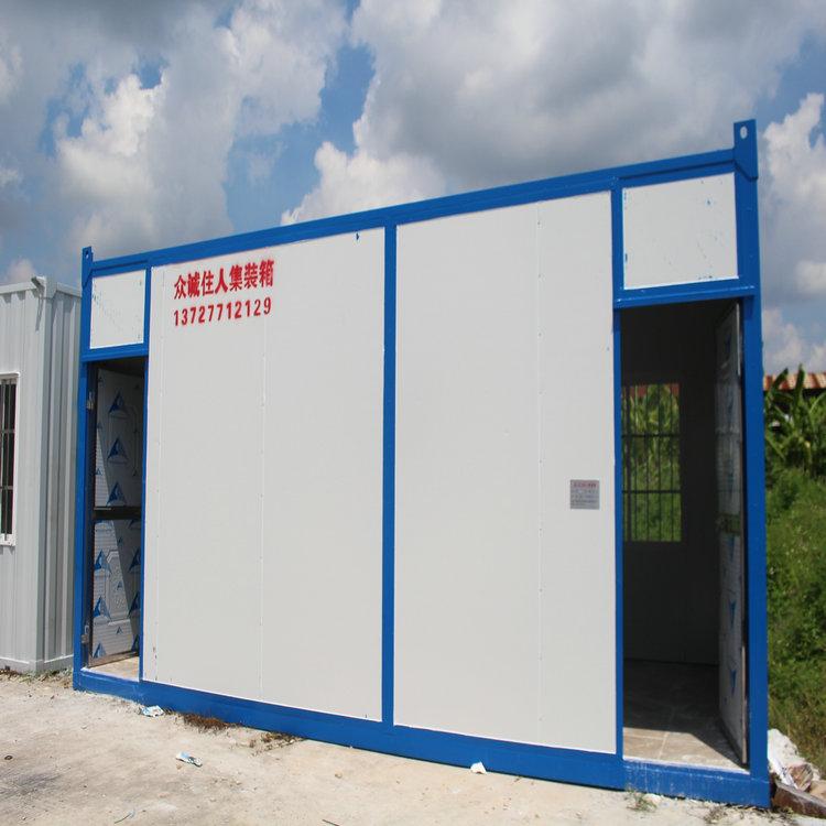 专业安装出售泡沫平板标箱 优质集装箱出售单位 众诚集装箱