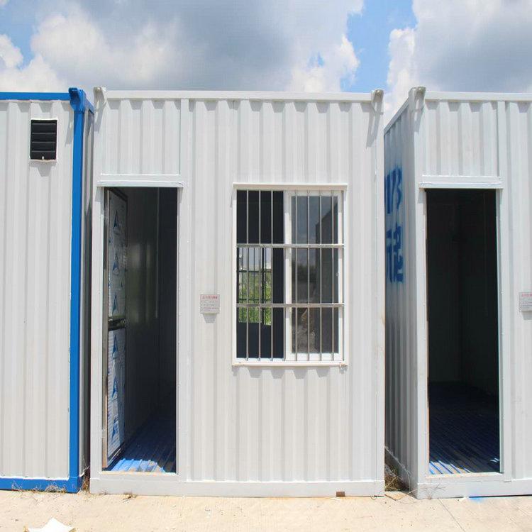 大波纹标箱厂家专业安装定制 快速方便移动 灵活组合 优质集装箱出售单位