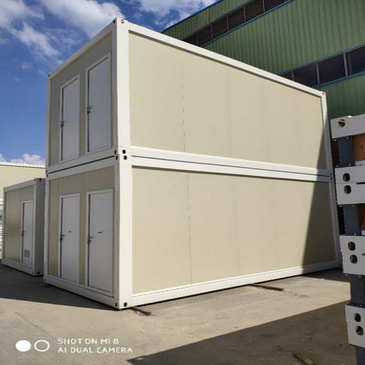 厂家直供打包箱标箱 坚固耐用 搭建方便 可做出租房屋使用