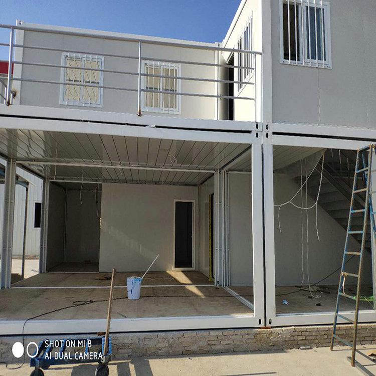 专业出售集装箱宿舍 引入现代家居元素 以单个箱体为单位