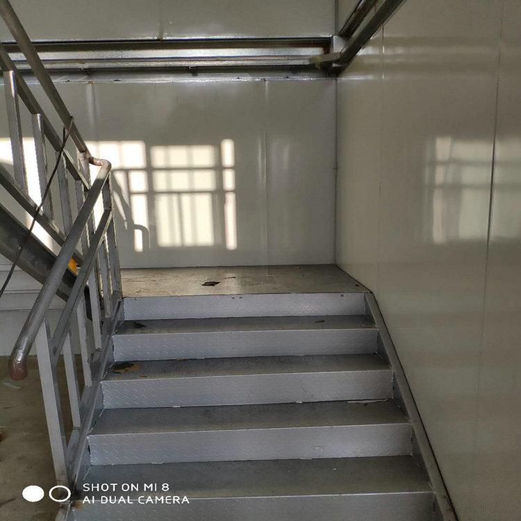 厂家专业安装定制集装箱宿舍 整体结构 焊接固定 稳定性强