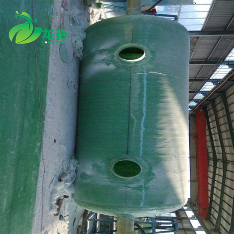 广东玻璃钢化粪池生产厂家 按需定制优质玻璃钢化粪池