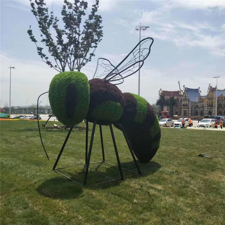 绿雕专业定制出售 优质绿雕厂家制作 龙君展览 绿雕厂家
