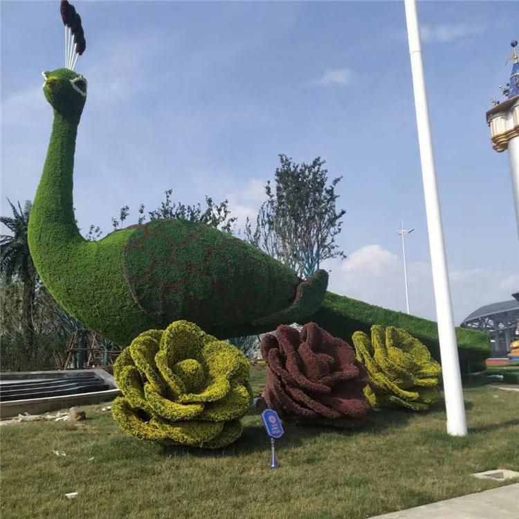 绿雕定制出售单位 龙君展览 造型多样 优质厂家直销