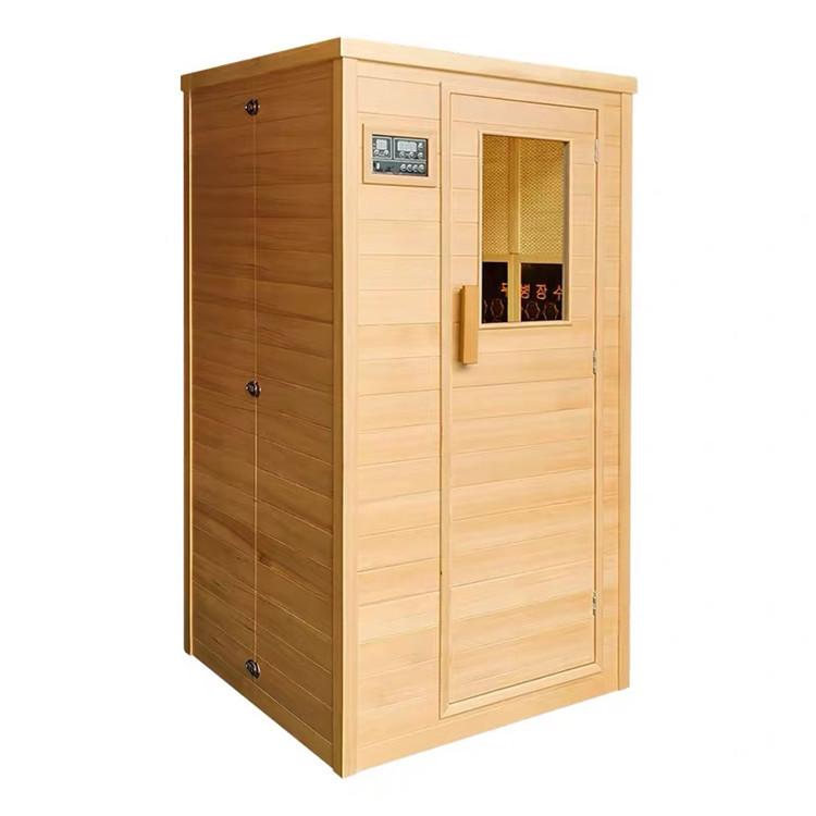 桑拿房定制 采用加拿大高级铁衫木