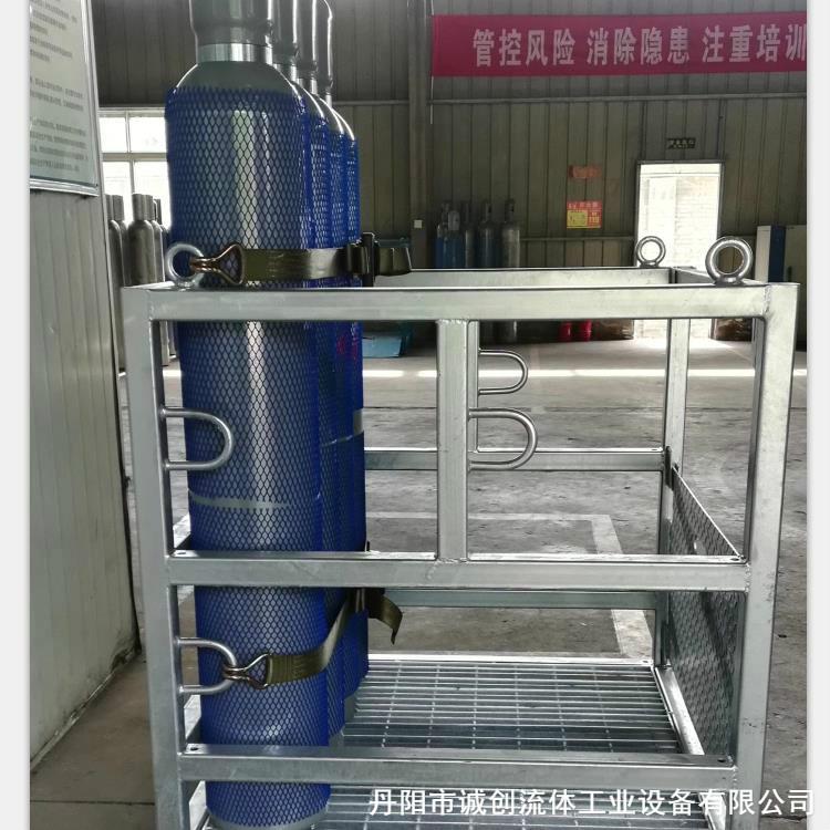 高压氮气瓶组批发 储存高压气体 优质高压氮气瓶组直销厂家