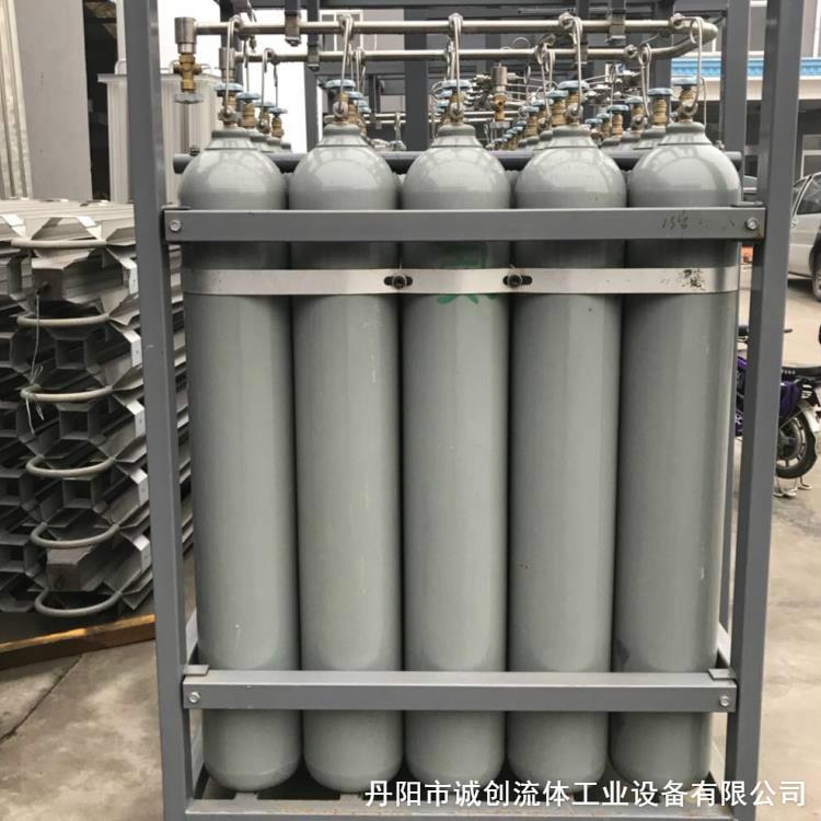 厂家专业出售特气钢瓶集装格 钢瓶集装格 质量优先 规范管理